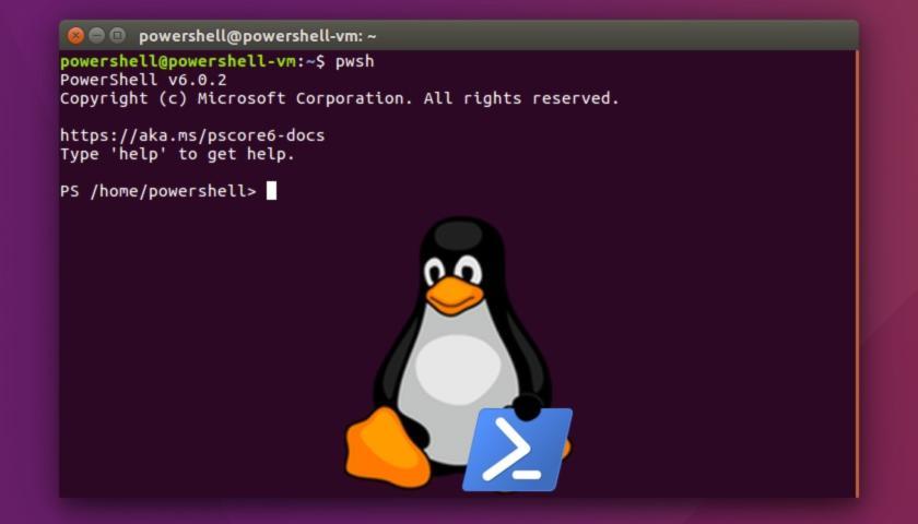 Come installare Microsoft PowerShell su Linux 1