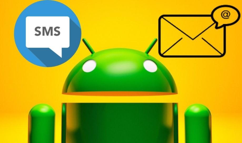 Come programmare invio SMS o email su Android 6
