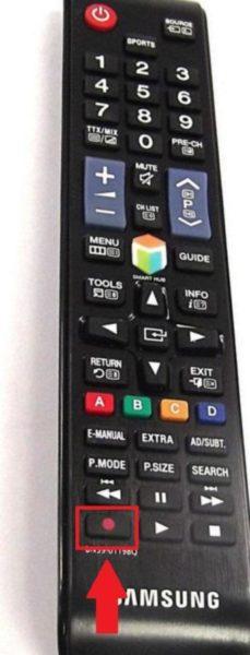 Come registrare puntate e film su Smart TV