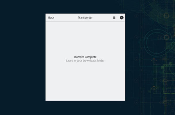 Come scambiare file tra PC Linux con Transporter 2