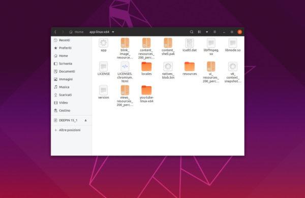 Come trasformare siti Web in app Linux con Nativefier
