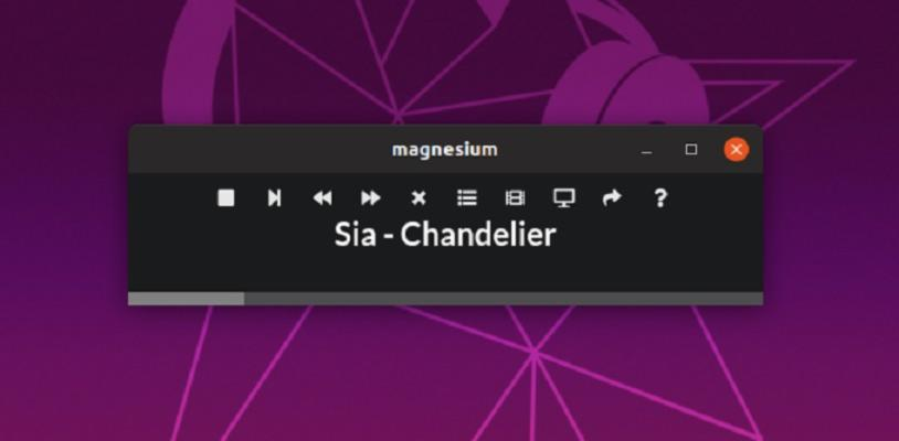 Come utilizzare YouTube come libreria musicale su Linux con Magnesium 1