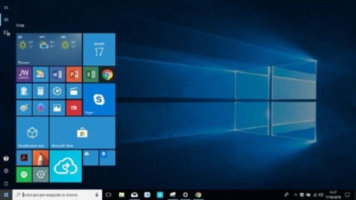 Errore critico menu Start su Windows 10 come risolvere 2