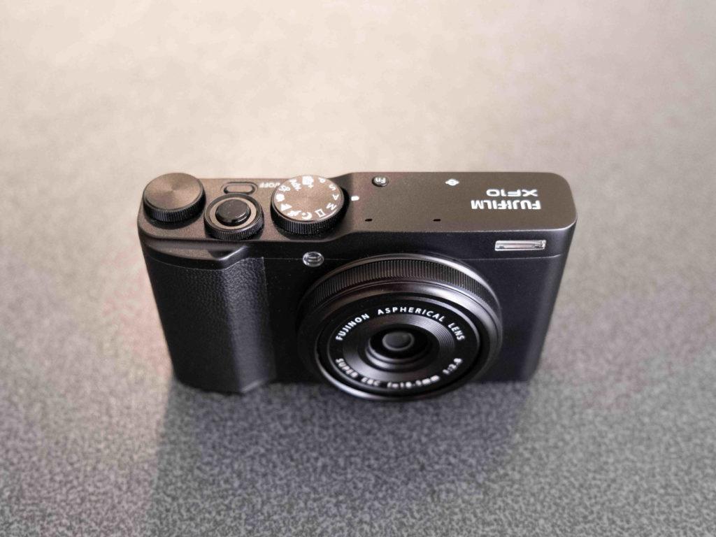 Fujifilm XF10 3