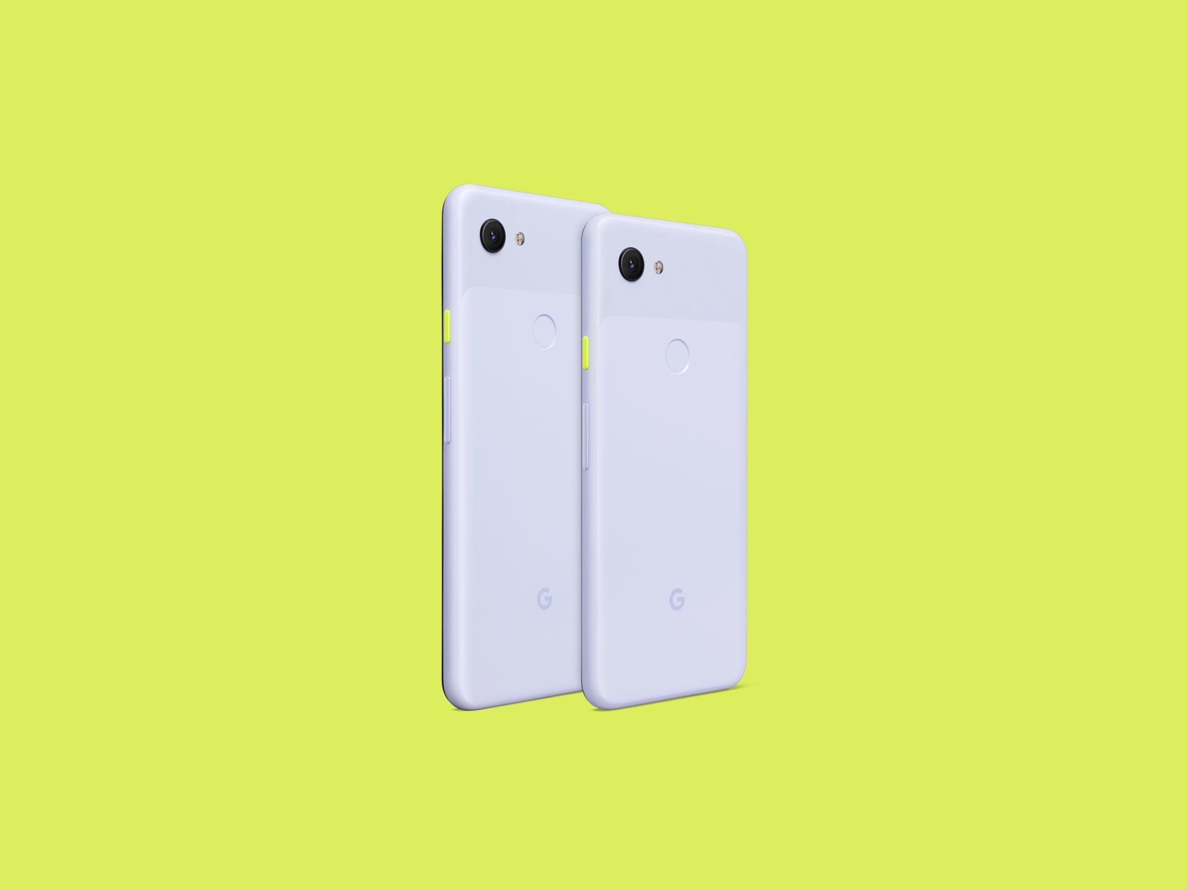 Google Pixel 3a e 3a XL migliori cover e pellicole di vetro