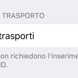 Come configurare una carta rapida trasporti su Apple Pay 1
