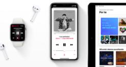Creare un timer per la riproduzione musicale su iPhone