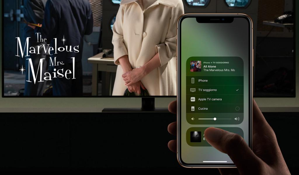 Come duplicare lo schermo di iPhone e iPad su Apple TV