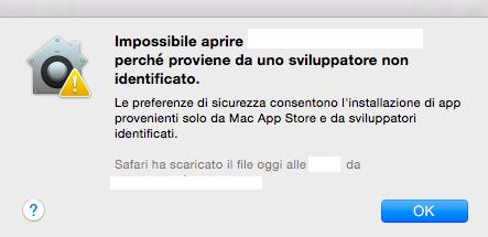 Come autorizzare un'app scaricata da internet su Mac 1