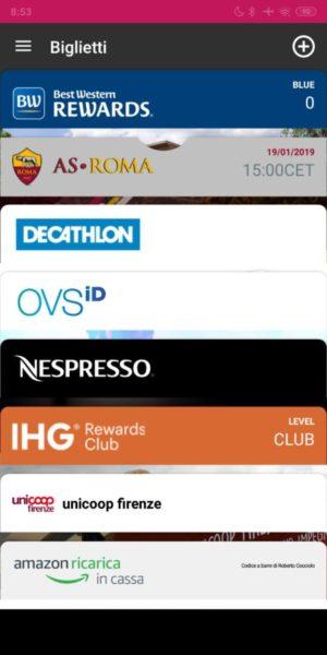 Come utilizzare i biglietti di Apple Wallet su Android 1
