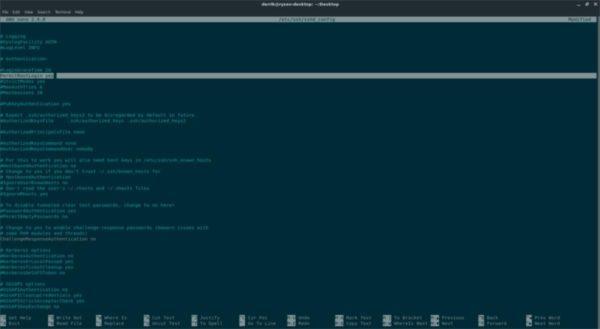 Come attivare SSH Root Login su Linux