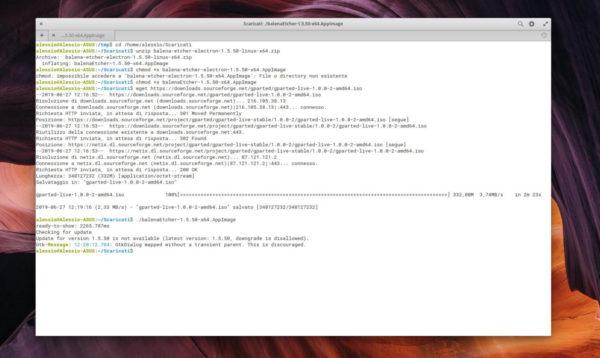 Come clonare Hard Disk e partizioni su Linux