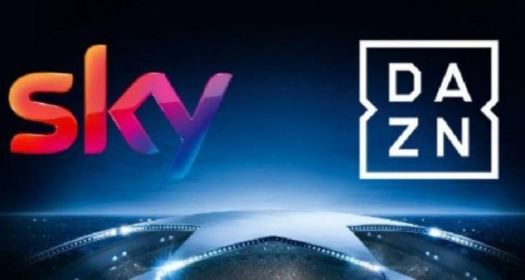 Come comprare ticket DAZN su Sky 1