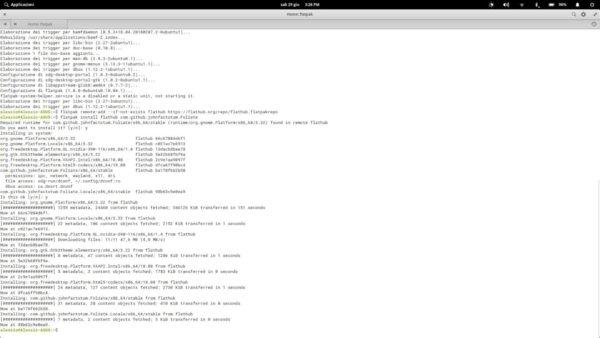 Come installare Foliate su Linux