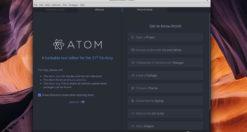 Come installare GitHub Atom su Linux