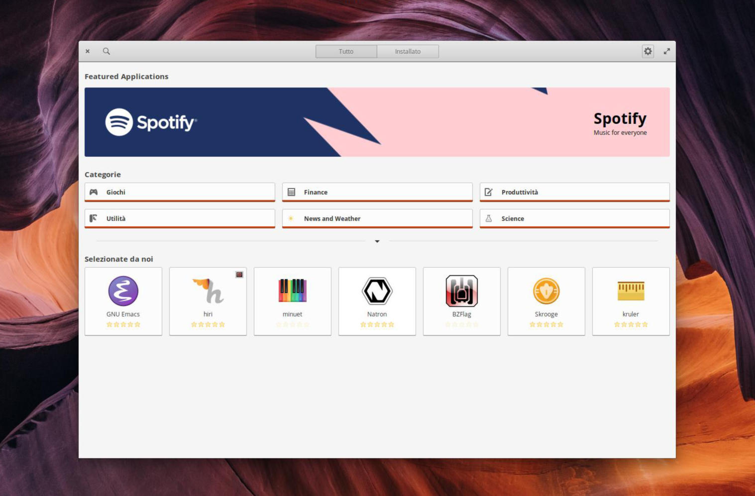 Come installare Snap Store su Linux 1