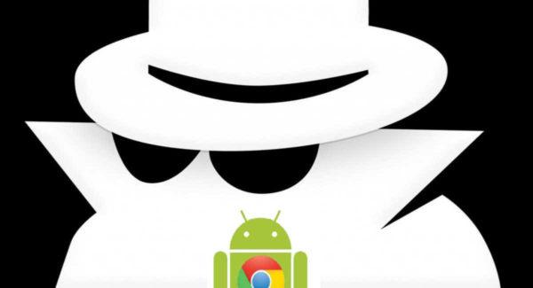 Come navigare anonimi su Android