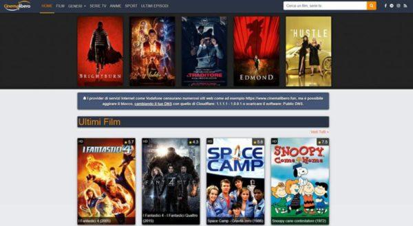 Film streaming: i migliori siti