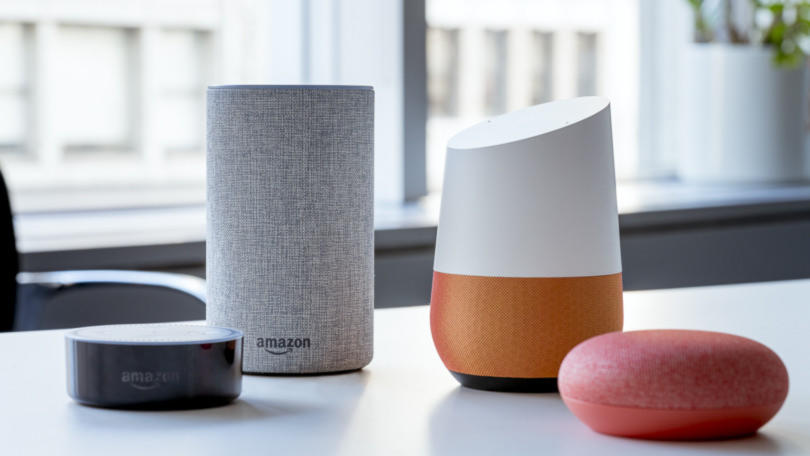 Google Home o Amazon Echo