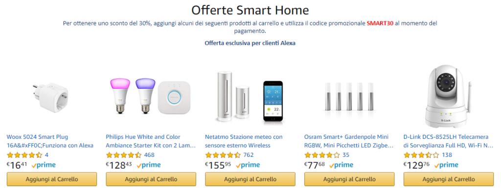 Offerte Smart Home SMART30
