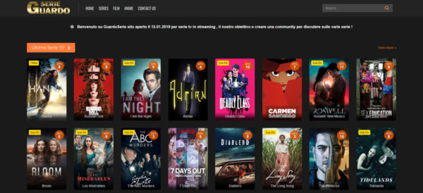 Serie TV in streaming: i migliori siti