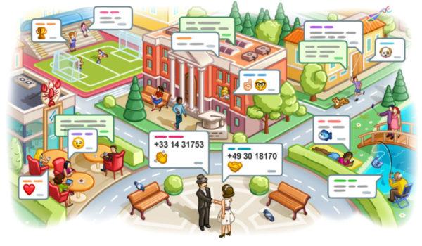 Telegram: come cercare e aggiungere persone nelle vicinanze