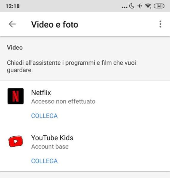 Come collegare Netflix a Google Assistant per riprodurre contenuti sulla TV