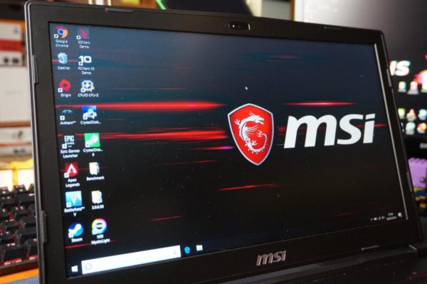 MSI GL63 8SE