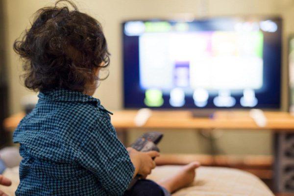 A che distanza guardare la TV