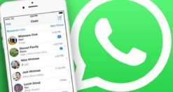 Come eliminare account WhatsApp