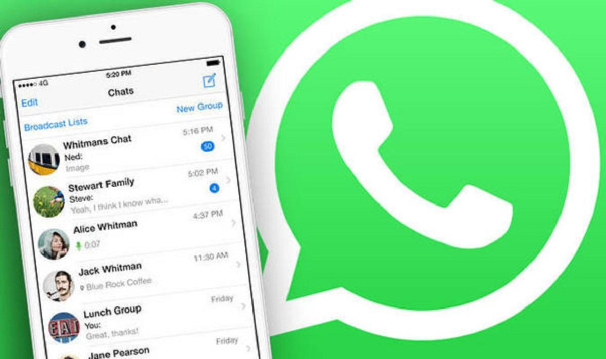 Come eliminare account WhatsApp 1