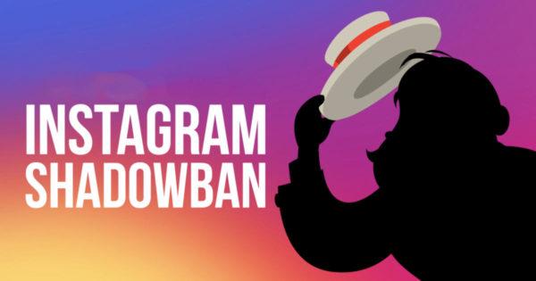Come evitare lo shadowban di Instagram