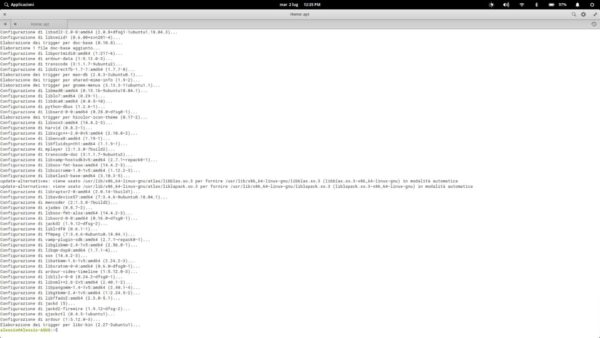 Come installare Ardour su Linux