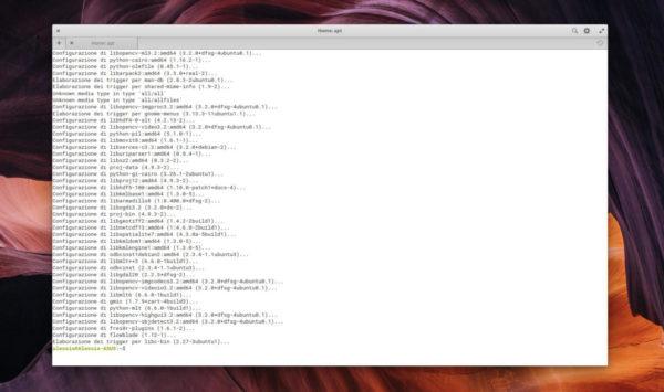 Come installare Flowblade su Linux