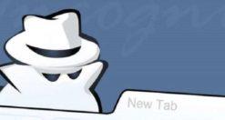 Come navigare anonimi su iPhone