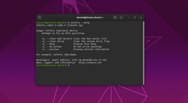Come riparare hard disk Windows non funzionante su Linux