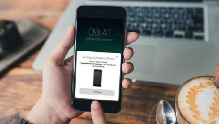 Come trasferire dati da iPhone vecchio a nuovo 2