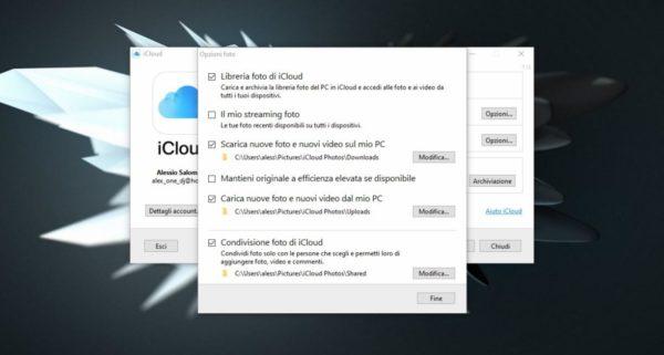 Come vedere le foto su iCloud