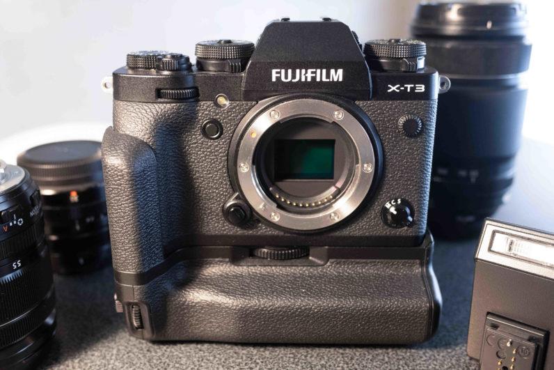 Fujifilm X T3 copertina