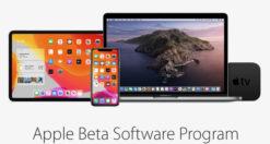 Come iscriversi alle beta pubbliche di Apple
