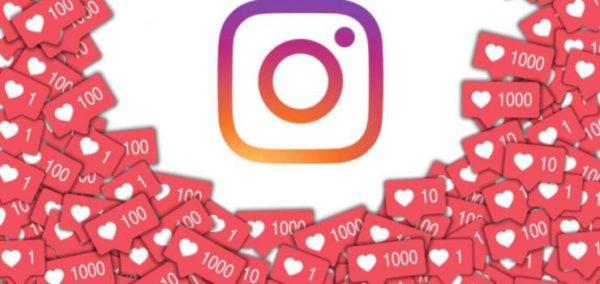 Pochi like alle foto Instagram i motivi