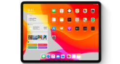 Schermata Home iPadOS