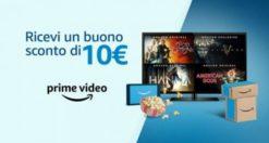 amazon prime video offerta