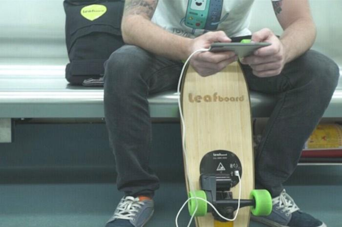 longboard elettrico