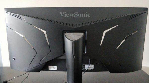 viewsonic xg350r-c 9