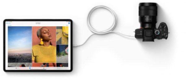 Come utilizzare memorie esterne su iPad 1