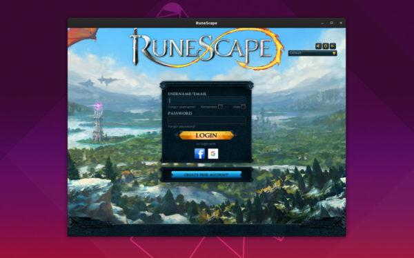 Come giocare a RuneScape su Linux