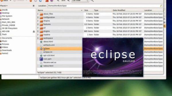 Come installare Eclipse Java IDE su Linux