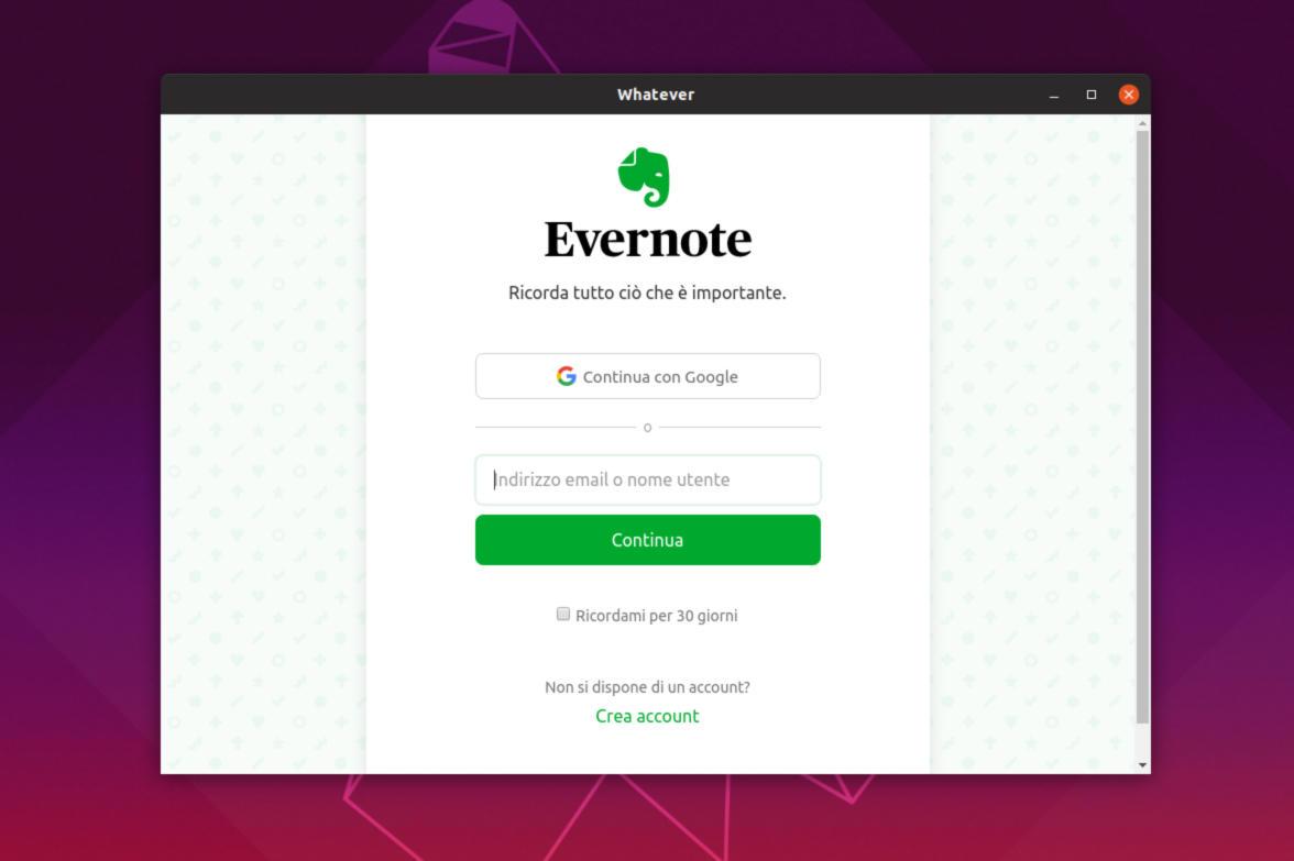 Come installare Evernote su Linux 2
