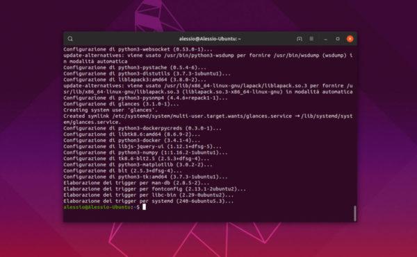 Come installare e configurare Glances su Linux